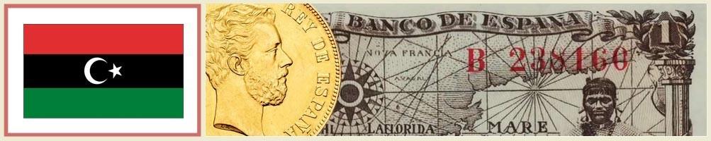 Libyan Numismatics - numismaticayfilatelia.com