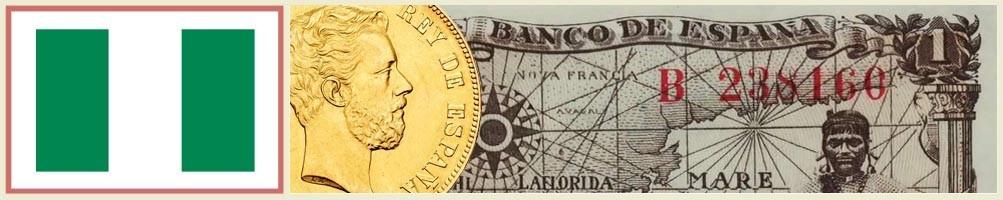 Nigerian numismatics - numismaticayfilatelia.com