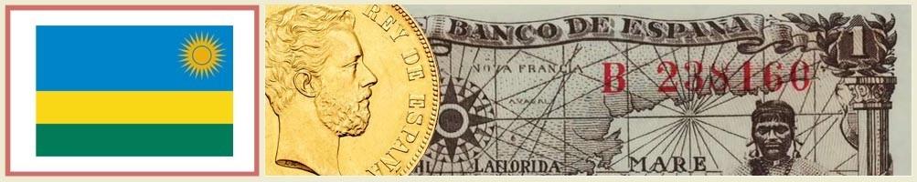 Numismatics of Rwanda - numismaticayfilatelia.com