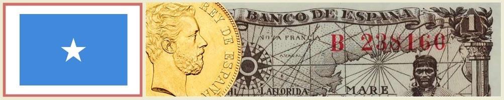 Somali numismatics - numismaticayfilatelia.com