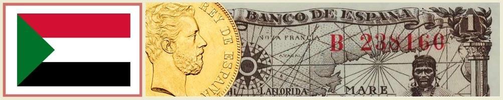 Sudanese Numismatics - numismaticayfilatelia.com