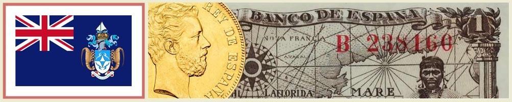 Numismatics of Tristan de Acuña - numismaticayfilatelia.com