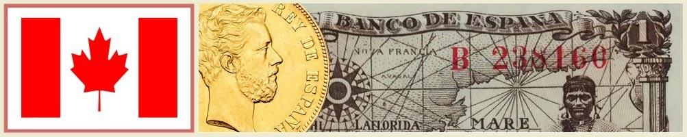Canadian Numismatics - numismaticayfilatelia.com
