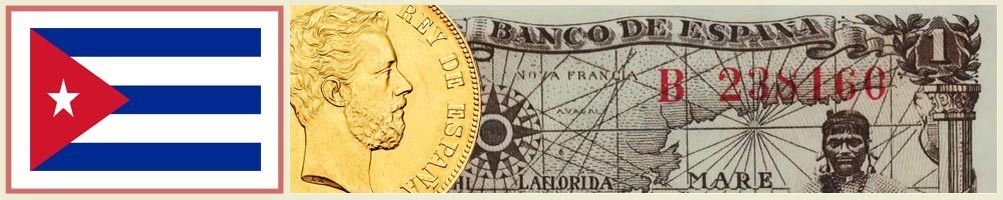 Numismatics of Cuba - numismaticayfilatelia.com