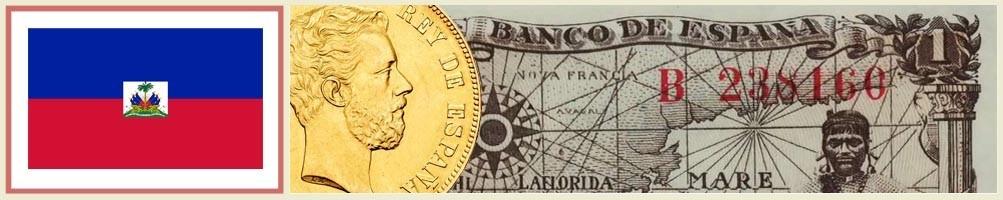 Haitian Numismatics - numismaticayfilatelia.com