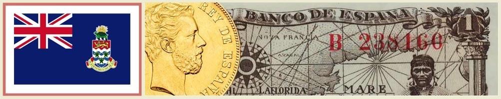 Cayman Islands Numismatics - numismaticayfilatelia.com