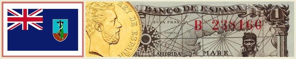 Montserrat Numismatics - numismaticayfilatelia.com