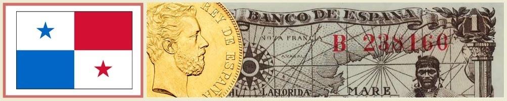 Numismatics of Panama - numismaticayfilatelia.com