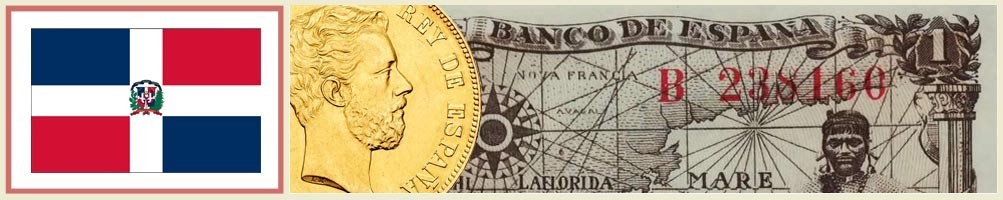 Numismatics of the Dominican Republic - numismaticayfilatelia.com