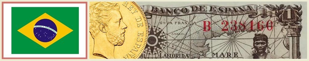 Brazilian Numismatics - numismaticayfilatelia.com
