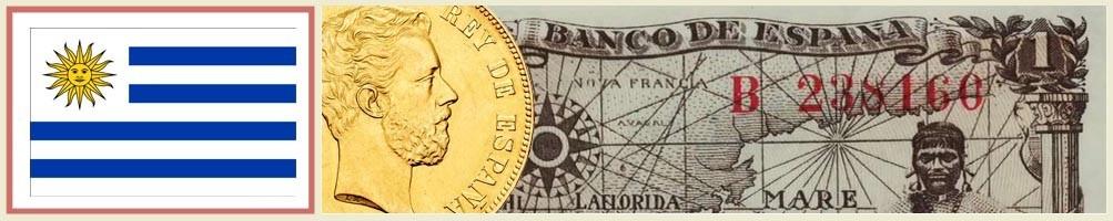 Numismatics of Uruguay - numismaticayfilatelia.com