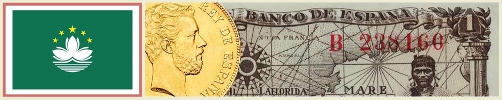 Macao Numismatics - numismaticayfilatelia.com