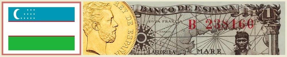 Numismatics of Uzbekistan - numismaticayfilatelia.com