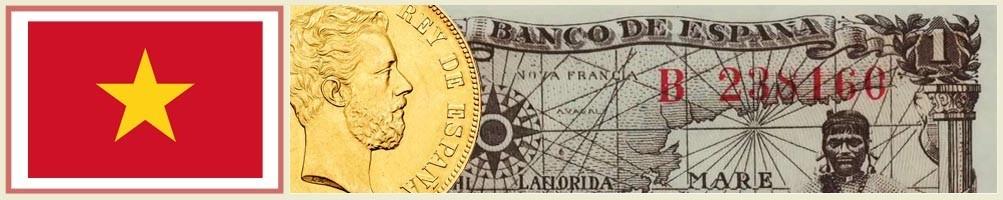 Vietnamese numismatics - numismaticayfilatelia.com