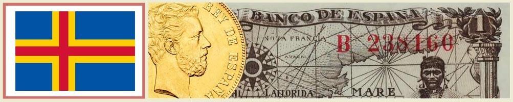 Aland's Numismatics - numismaticayfilatelia.com