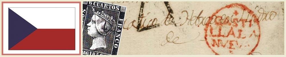 Philately of Czechoslovakia - numismaticayfilatelia.com