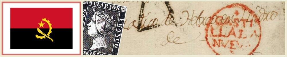 Philately of Angola - numismaticayfilatelia.com