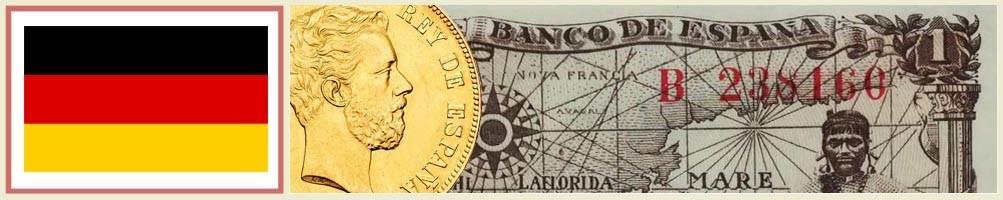 German numismatics - numismaticayfilatelia.com