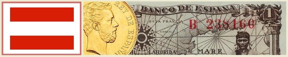 Numismatics of Austria - numismaticayfilatelia.com