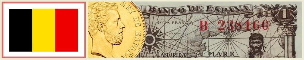 Belgian Numismatics - numismaticayfilatelia.com