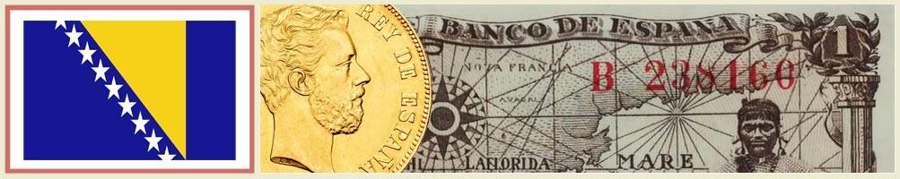 Numismatics of Bosnia and Herzegovina - numismaticayfilatelia.com
