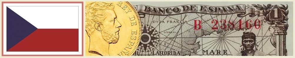 Numismatics of Czechoslovakia - numismaticayfilatelia.com