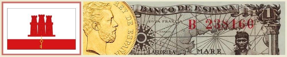 Gibraltar Numismatics - numismaticayfilatelia.com