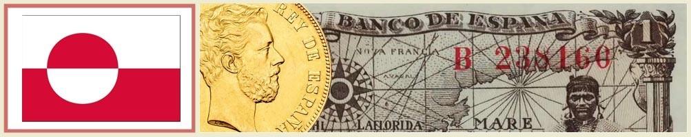 Greenlandic Numismatics - numismaticayfilatelia.com