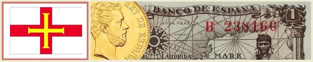 Guernsey Numismatics - numismaticayfilatelia.com