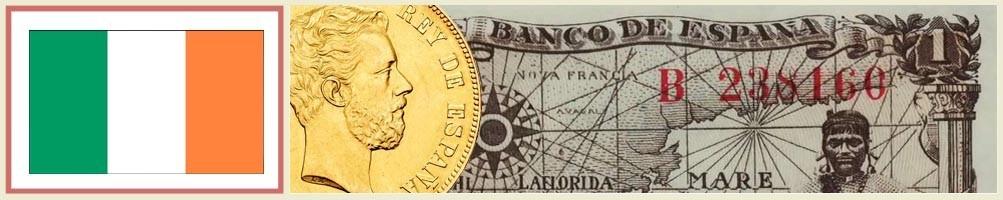 Irish numismatics - numismaticayfilatelia.com