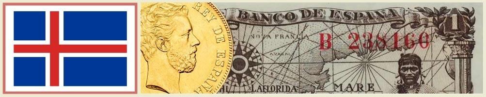 Icelandic Numismatics - numismaticayfilatelia.com