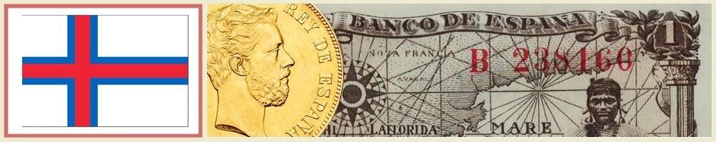 Faeroese Numismatics - numismaticayfilatelia.com