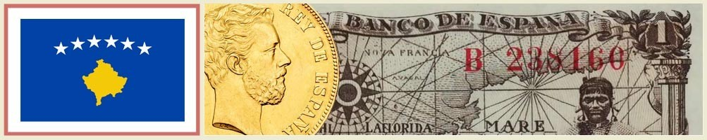 Numismatics of Kosovo - numismaticayfilatelia.com