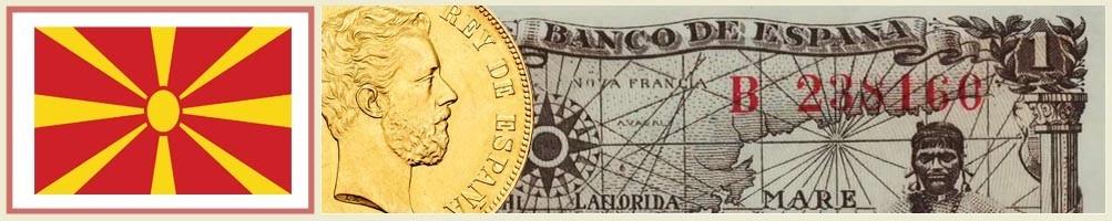 Numismatics of Macedonia - numismaticayfilatelia.com