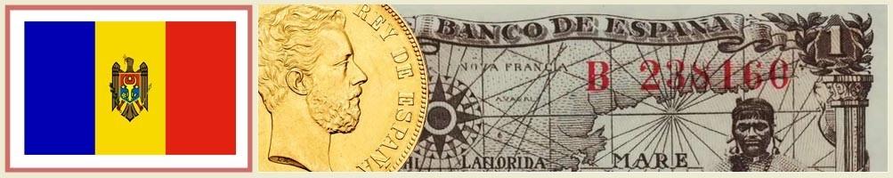 Moldavian Numismatics - numismaticayfilatelia.com