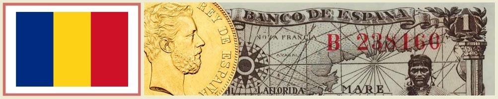 Numismatics of Romania - numismaticayfilatelia.com