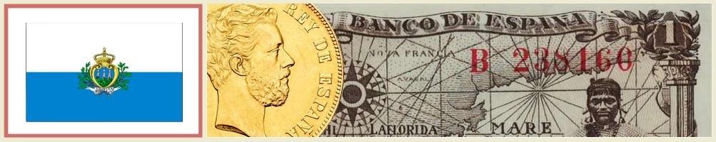 San Marino Numismatics - numismaticayfilatelia.com