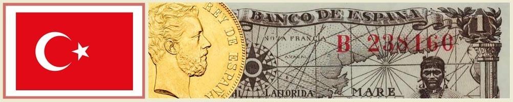 Numismatics of Turkey - numismaticayfilatelia.com