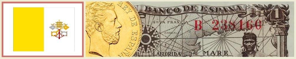 Vatican Numismatics - numismaticayfilatelia.com