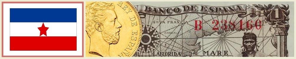 Numismatics of Yugoslavia - numismaticayfilatelia.com