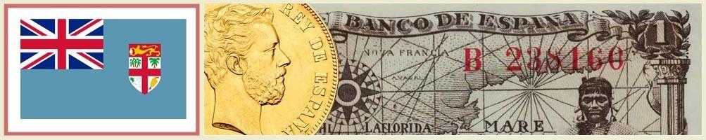 Fiji Numismatics - numismaticayfilatelia.com