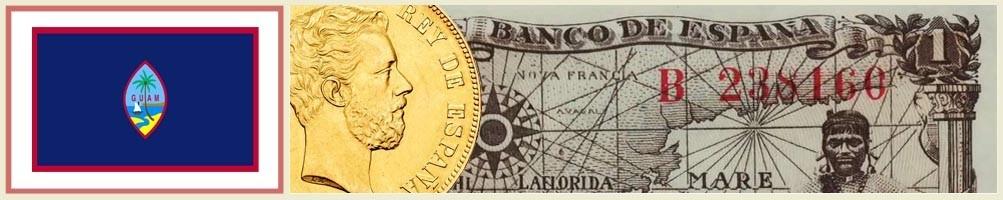 Guam numismatics - numismaticayfilatelia.com