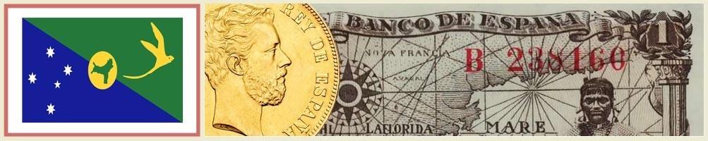 Christmas Island Numismatics - numismaticayfilatelia.com