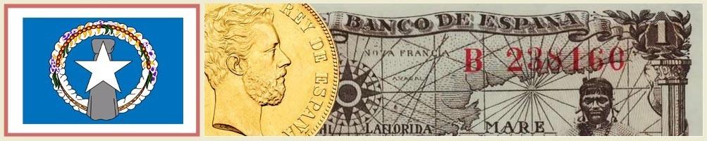Numismatics of the Mariana Islands - numismaticayfilatelia.com