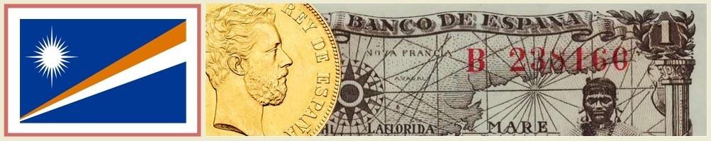 Marshall Islands Numismatics - numismaticayfilatelia.com