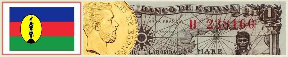 New Caledonian Numismatics - numismaticayfilatelia.com