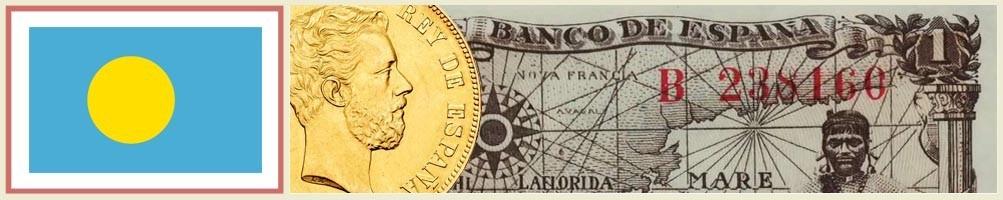 Palauan Numismatics - numismaticayfilatelia.com