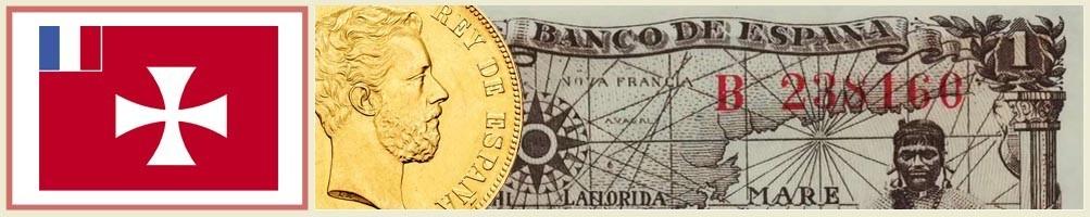 Numismatics of Wallis and Futuna - numismaticayfilatelia.com