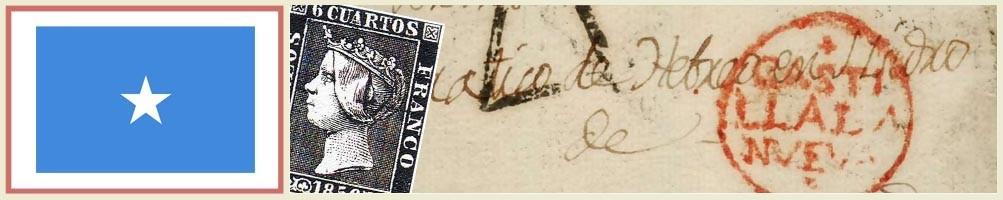 Somali philately - numismaticayfilatelia.com