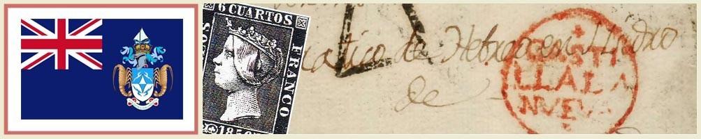 Filatelia de Tristan de Acuña - numismaticayfilatelia